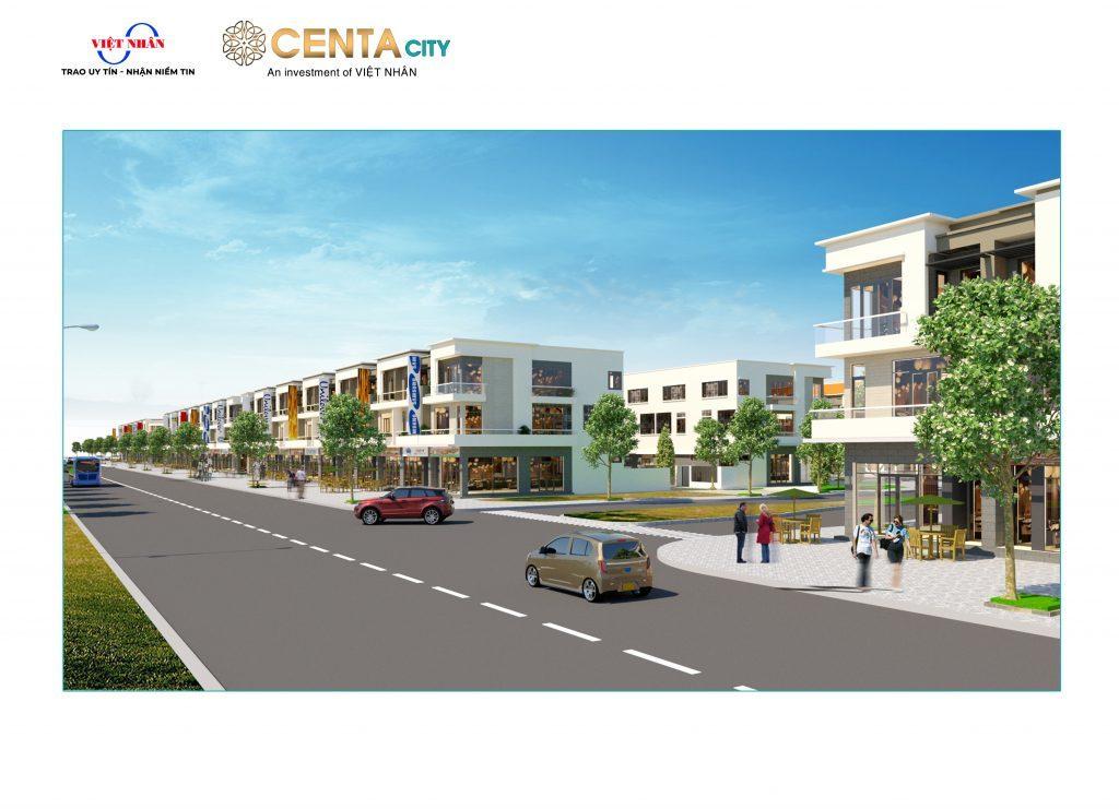 Dự án Centa city